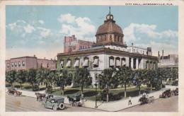 Florida Jacksonville City Hall 1918