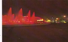 Florida Jacksonville Fountain Of Friendship Cascade Downtown - Jacksonville
