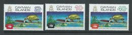 Cayman Islands 1972 Telephone Cable Set 3 MNH - Cayman Islands