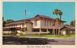 Florida Winter Park City Hall