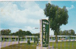 Florida Leesburg The Ohio Motel 1960