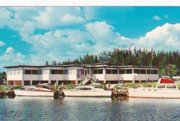 Florida Venice Fisherman's Wharf Restaurant Lounge and Marina