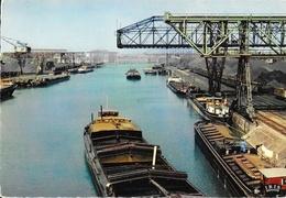 Port Autonome De Strasbourg - Bassin Vauban, Péniches - Edition La Cigogne - Carte IRIS Non Circulée - Strasbourg