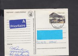 ISOLE FAROER 1992 -  - Unificato  234 - Cartolina Per Germania - - Féroé (Iles)
