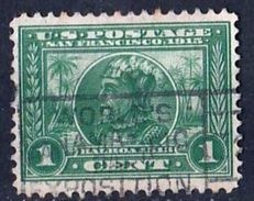 1913 US, Mi 203A, UH, CV 2 Euro, Indians Issue, Price 0.9 Euro - American Indians