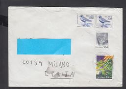 ISLANDA  1985 - Unificato  521-535-631 - Lettera Per  Italia - 1944-... Repubblica