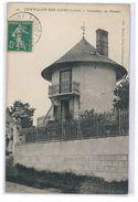 CPSM 45 CHATILLON SUR LOIRE COLOMBIER DU MOULIN - Chatillon Sur Loire