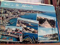 SANTA MARINELLA VEDUTE  E SALUTI  VB1968 GL19859 - Other Cities