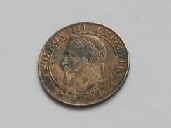 1 Centime 1862 A  Napoléon III Tête Laurée    **** EN ACHAT IMMEDIAT **** - A. 1 Centime
