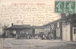 51 - MARNE / 51932 - Blaise Sous Hauteville - La Place - Le Café Guillet - Other Municipalities