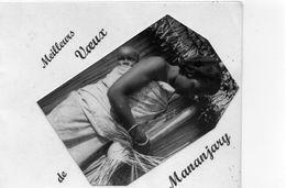"Madagascar Mananjary ""Meilleurs Voeux"" - Madagascar"