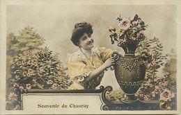- Dpts Div.-ref-WW241- Deux Sevres - Chauray - Souvenir De .. - - Chauray
