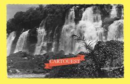 Oubangui - Chari - Les Chutes De Bouali - Centrafricaine (République)
