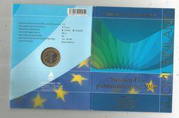 Monnaie , Collector Coin FINLAND'S EU PRESIDENCY 2006 , 5 Euro, 2 Scans, Frais Fr : 2.25 E - Finlande