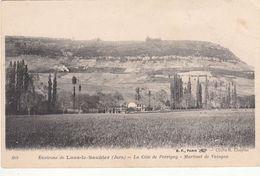 Cp , 39 , LONS-le-SAUNIER , Environs , La Côte De Perrigny , Martinet De Vatagna - Lons Le Saunier
