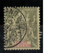 BENIN      N°  YVERT     32  OBLITERE       ( O   2/26 ) - Bénin (1892-1894)