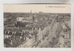 CPA NANTES (Loire Atlantique) - Vue Du Quai De La Fosse - Nantes