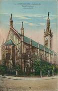 AK Ludwigshafen, Lutherkirche, Ca. 1920er Jahre (27190) - Ludwigshafen
