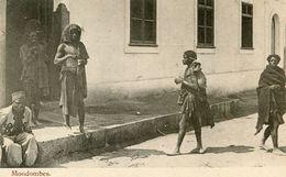 ANGOLA(MONDOMBES) TYPE - Angola