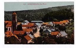 CPA 67 Wangenbourg N°537  Colorisée TBE - France