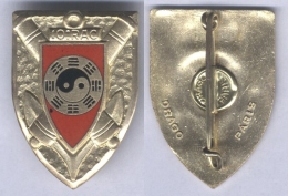 Insigne Du 10e Régiment D'Artillerie Coloniale - Esercito