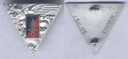 Insigne Du 2e Régiment Etranger De Parachutistes - Army
