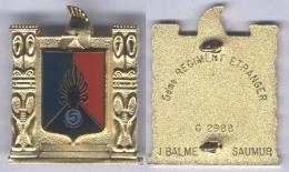 Insigne Du 5e Régiment Etranger - Army