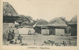 Village Bamoun (002344) - Kamerun