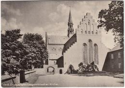 Løgumkloster - Vest Indgangen  Løgumkloster Kirke - West Entrance - (DK) - Denemarken
