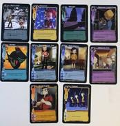 10 Cartes Code Lyoko Série Télévisée - Trading Cards