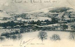 69 - Ronno - Effet De Neige - France