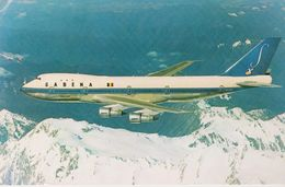 Sabena, 747 - 1946-....: Moderne
