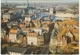 Aussicht über Kopenhagen  - View Over Copenhagen  - OCEANSTEAMER - 'FLY SAS' - (DK) - Denemarken