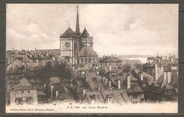 Carte Postale ( Le Vieux Genève ) - GE Genève