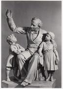 Odense - H.C. Andersens Hus: L.T. Priors Udkast Til Monument - Sketch Of A Monument By L.T. Prior -  (DK) - Denemarken