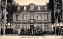 33 - PLASSAC --  Maison G. HERAUD - France
