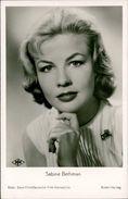 AK Sabine Bethman, Ca. 1950/60er Jahre (27227) - Actores