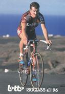 CYCLISME  OLEG KOZLITINE  (LOTTO) - Cyclisme
