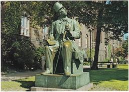 København - H.C. Andersens Statue - Copenhagen - (DK) - Denemarken