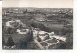 45-104. Montceau Les Mines, Vue Générale Du Centre Hospitalier Jean Bouveri - Montceau Les Mines
