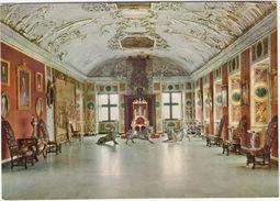Rosenborg - Riddersalen - Rosenborg Castle - Copenhagen. The Great Hall - (DK) - Denemarken