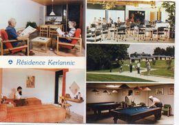 BILLARD - RESIDENCE KERLANNIC KERJOUANNO EN ARZON - Cartes Postales