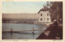 - Dpts Div.-ref-WW208- Haute Savoie - Tougues - Chens - La Douane - Douanes - Carte Bon Etat - - Francia
