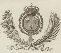 Passeport LONDRES – CALAIS - NANCY Héraldique  Empereur D'Autriche 1816 - Documents Historiques