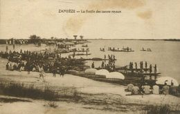 Zambèze - La Flotille Des Canots Royaux (002346) - Ansichtskarten