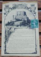 CHATEAU DE MONTRICHARD COLLECTION HISTORIQUE DES CHATEAUX DE FRANCE - Montrichard