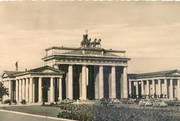 AK Berlin, Brandenburger Tor - Brandenburger Tor