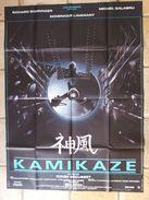 Affiche Cinéma Kamikaze De Luc Besson- - 120 X 160 Cm - Affiches