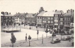 """1966   Bastogne  """"  Place Général Mac Auliffe  """" ( Vers Erezée ) - Bertogne"""