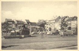 """Bastogne  """"  Place Général Mac Auliffe  """"  (  VW , Combi Etc ...) - Bertogne"""
